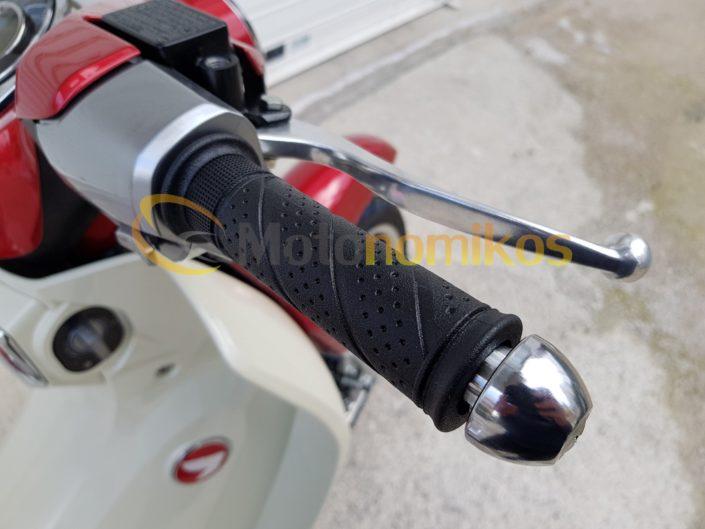 Γκαζιέρα Honda Super Cub 125 μανέτα φρένου