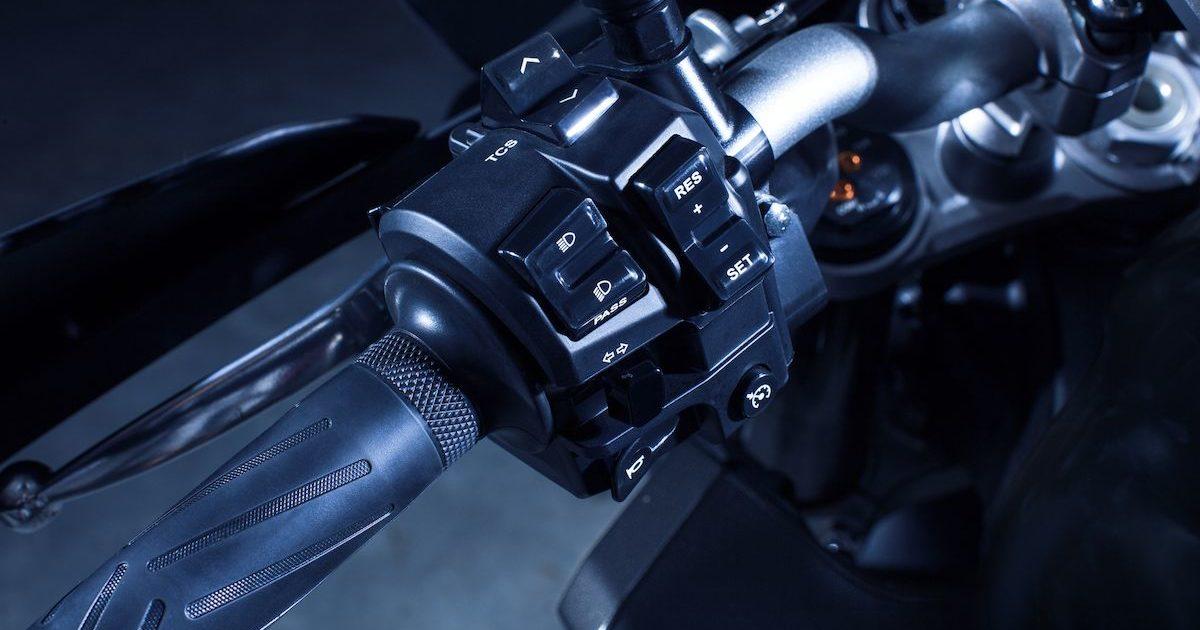 Διακόπτες τιμονιού Yamaha MT-10 tourer