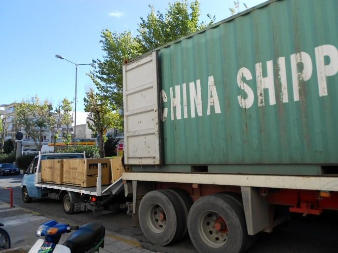 Εισαγωγές απο Κίνα MOTONOMIKOS