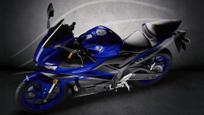 Ελαφριά μοτοσυκλέτα supersport κατηγορίας A2 Yamaha YZF R3