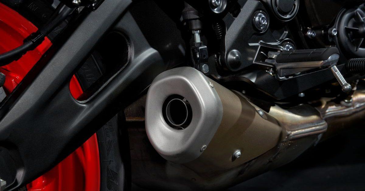 Εξάτμιση Yamaha MT-07