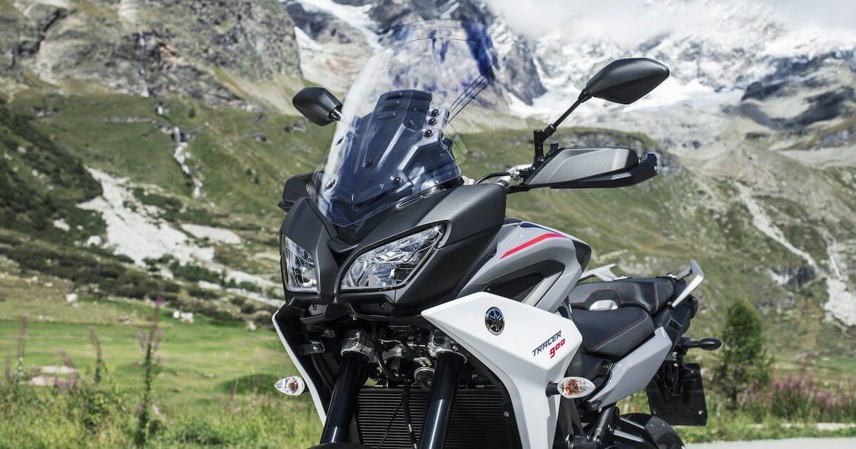 Εύκολα ρυθμιζόμενος ανεμοθώρακας Yamaha Tracer 900 2018 2019