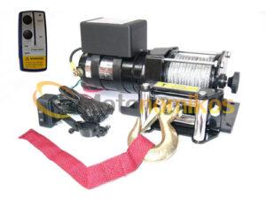 Ηλεκτρικός εργάτης για γουρούνα atv