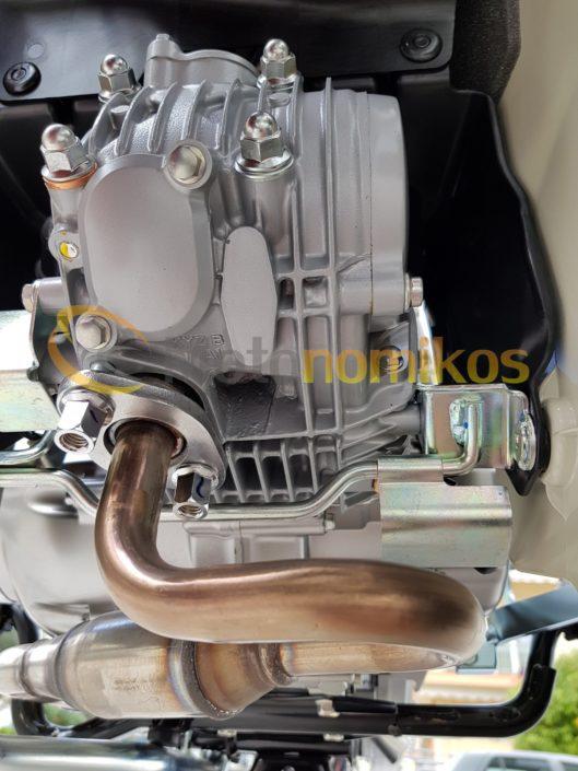 Κινητήρας καταλύτης Honda Super Cub 125