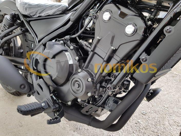 Κινητήρας 500 Honda Rebel CMX500