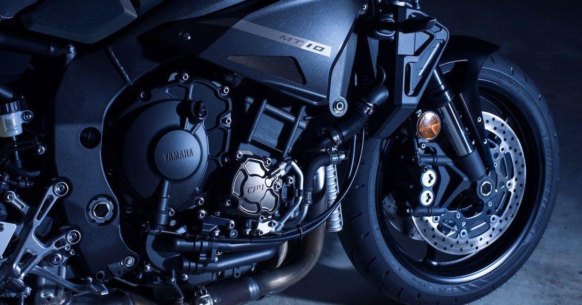 Κινητήρας Yamaha MT-10 tourer edition