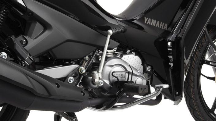Κινητήρας Yamaha Crypton S 115