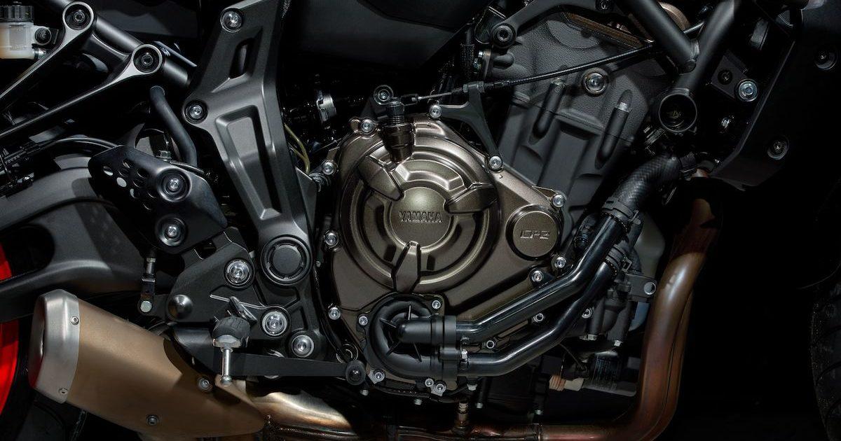 Κινητήρας Yamaha MT-07