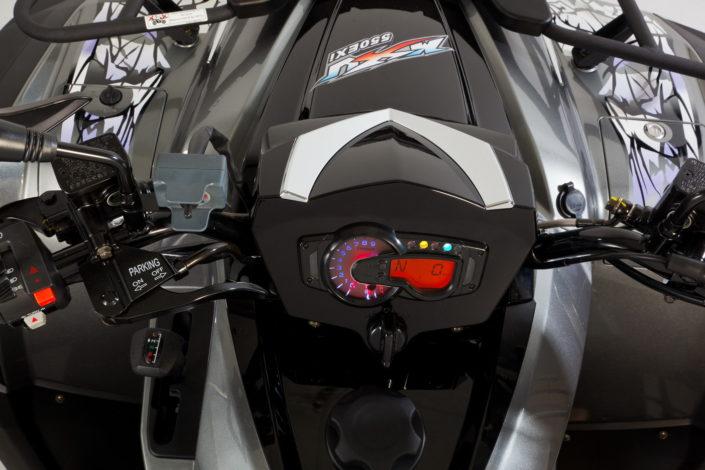 Κοντέρ όργανα τιμόνι atv γουρούνας Kymco MXU 700 4x4