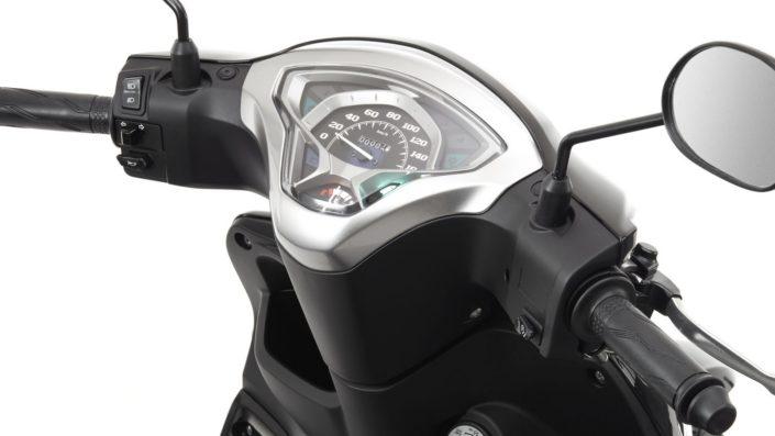 Κοντέρ Yamaha Crypton S 115