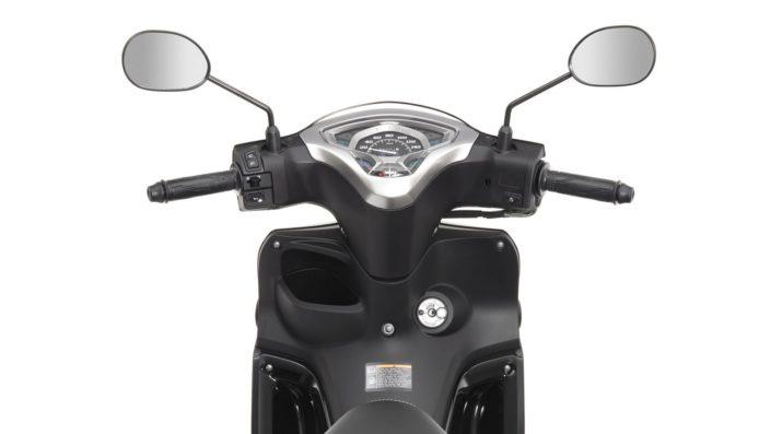 Μάσκα Yamaha Crypton S 115