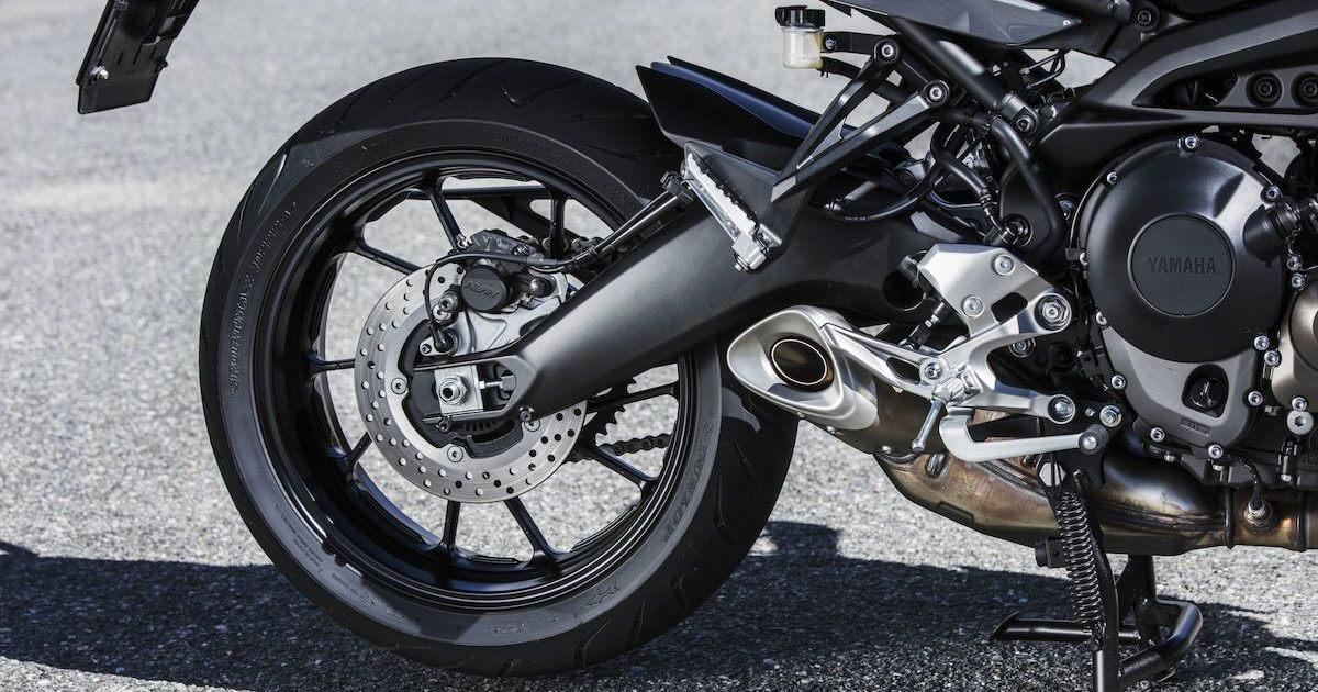 Μακρύτερο ψαλίδι απο χυτό αλουμίνιο CF Yamaha Tracer 900 2018 2019