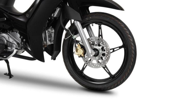 Μπροστινά φρένα - δισκόπλακα Yamaha Crypton S 115
