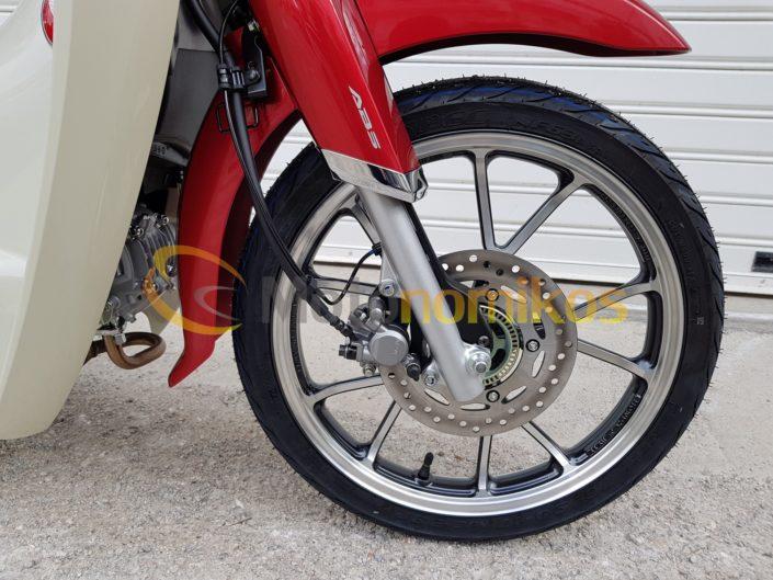 Μπροστινή ρόδα abs φρένα Honda Super Cub 125