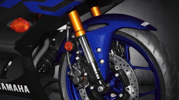 Νέο ανεστραμμένο μπροστινό πισρούνι KYB 37 χιλ Yamaha YZF R3