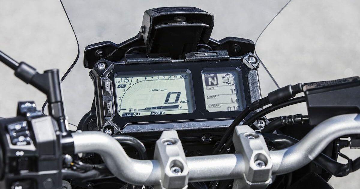 Προηγμένα ηλεκτρονικά συστήματα ελέγχου Yamaha Tracer 900 2018 2019