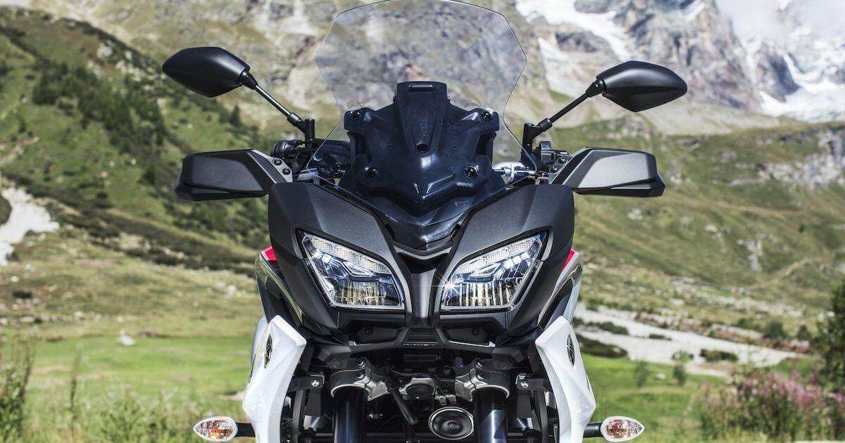 Προσεγμένη υψηλής ποιότητας σχεδίαση σκελετού Yamaha Tracer 900 2018 2019