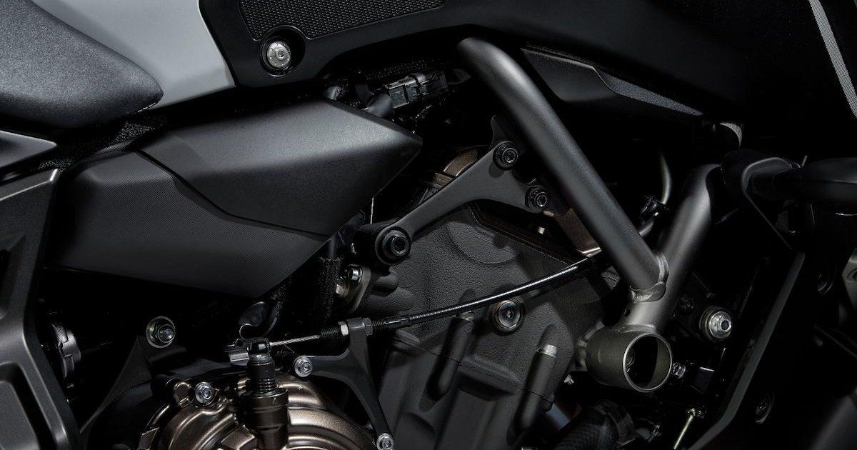 Σκελετός Yamaha MT-07