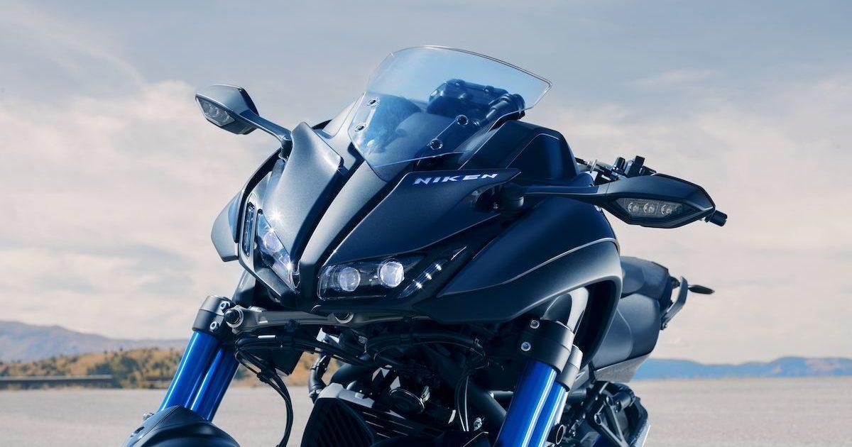 Τολμηρή και φουτουριστική σχεδίαση Yamaha NIKEN 850