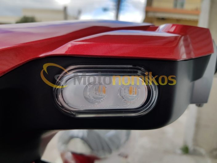 Φλας LED Honda super cub 125