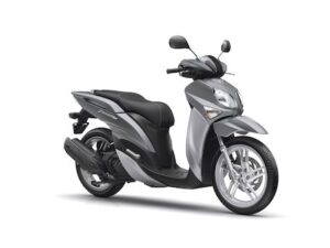 Yamaha Xenter 125cc γκρι