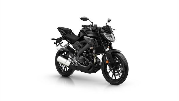 Yamaha MT-125 Tech Black