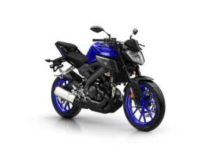 Yamaha MT-125 Yamaha Blue