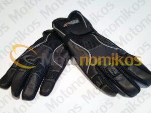 Δερμάτινα καλοκαιρινά γάντια UTIKA για μοτοσυκλέτα