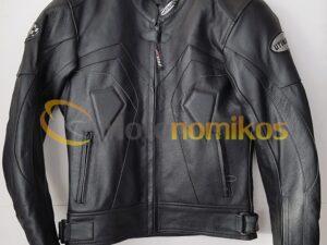 Δερμάτινο μπουφάν μοτοσυκλέτας με προστασία Utika 927055