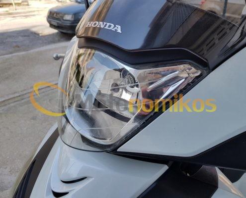 Μεταχειρισμένα Honda SH150 SH 150 μοντέλο 2010 με μπαγκαζιέρα άσπρο φανάρι-min