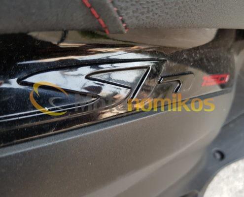 Μεταχειρισμένο HONDA SH150 SH 150 SPORTY μαύρο μοντέλο 2011 γραφικά-min