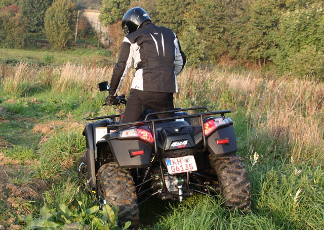 ATV SMC JUMBO 700 ΓΟΥΡΟΥΝΑ πίσω μεριά