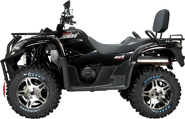 ATV SMC JUMBO 700 ΓΟΥΡΟΥΝΑ πλαϊνη