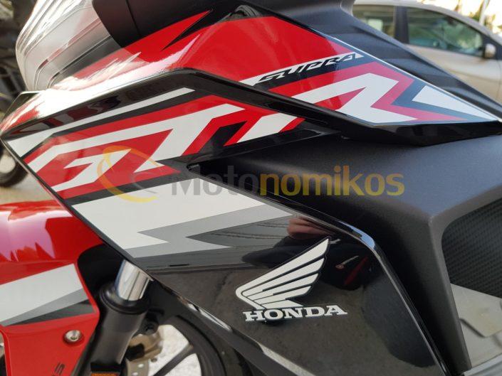 Honda GTR 150 Supra νεο μοντέλο αντιπροσωπεία ΝΟΜΙΚΟΣ moto nomikos www.motonomikos.gr