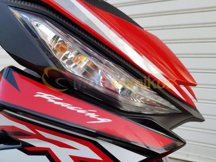 Honda GTR 150 Supra φλας φλασακια αντιπροσωπεία ΝΟΜΙΚΟΣ moto nomikos www.motonomikos.gr