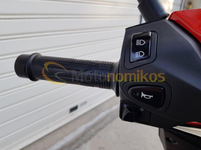 Honda GTR 150 Supra χερούλι διακόπτες αριστερά αντιπροσωπεία ΝΟΜΙΚΟΣ moto nomikos www.motonomikos.gr