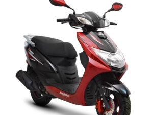 Daytona miro 125 κόκκινο αντιπροσωπεία νομικός motonomikos.gr αθήνα κορυδαλλός χαμηλή τιμή προσφορά