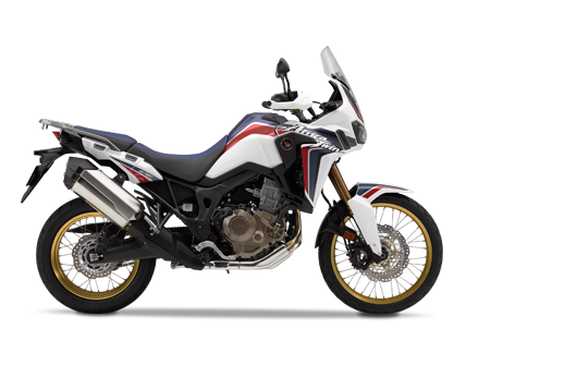 Honda Africa Twin special color