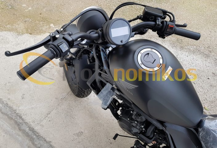 Honda CMX500 Rebel κοντέρ όργανα τιμόνι διακόπτες τεπόζιτο