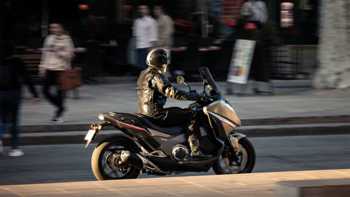Honda Integra 2018 2019 δεξιά μεριά