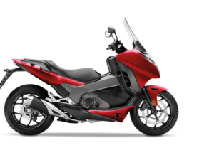 Honda Integra 2018 2019 κόκκινο