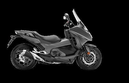 Honda Integra 2018 2019 ματ μεταλλικό μαύρο
