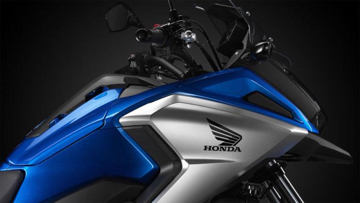 Honda NC750X 2018 2019 πλαστικά