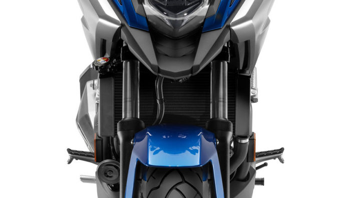 Honda NC750X 2018 2019 φτερό πλαστικό αναρτήσεις μπροστά
