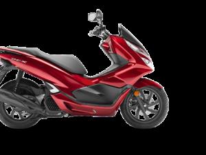 Honda PCX 125 EURO 4 ABS 2018 2019 ετοιμοπαράδο κόκκινο
