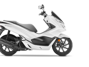 Honda PCX 125 EURO 4 ABS 2018 2019 ετοιμοπαράδο λευκό