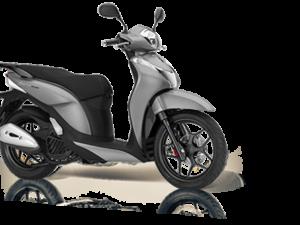Honda SH 125i Mode 2018 2019 γκρι