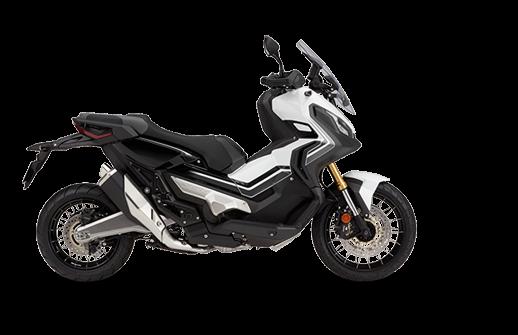 Honda X-ADV 750 2018 2019 άσπρο λευκό