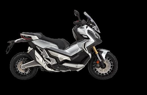 Honda X-ADV 750 2018 2019 ασημί