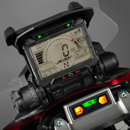 Honda X-ADV 750 2018 2019 κοντέρ όργανα